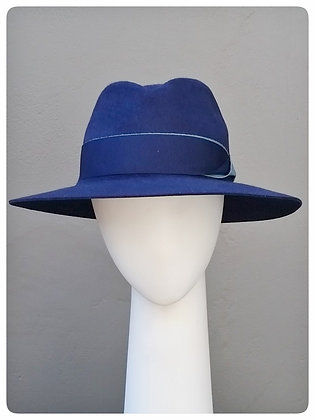 Fedora : medium brim
