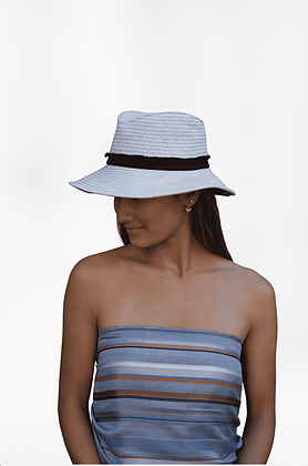 Cape bucket hat : narrow brim