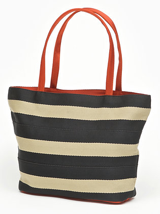 Italian stripe Basket