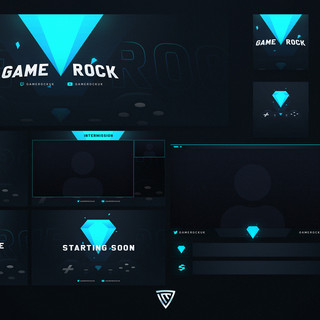 Game Rock Gold Package