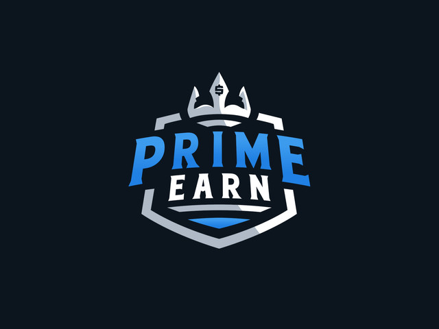 Prime Earn Logo
