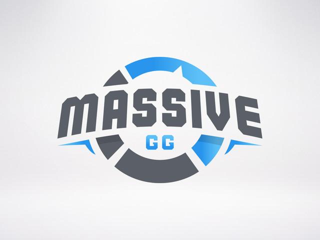 Massive.gg Logo