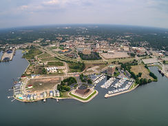 Muskegon is an Urban Center in Michigan.