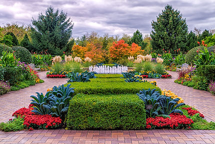 chicago-botanic-gardenfall-at-the-chicag