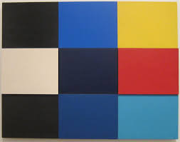 "Like an Ellsworth Kelly painting; it looks so easy that everyone says ""I can do that!"" But can you?"