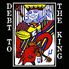 Debt To The King (Single) Cover