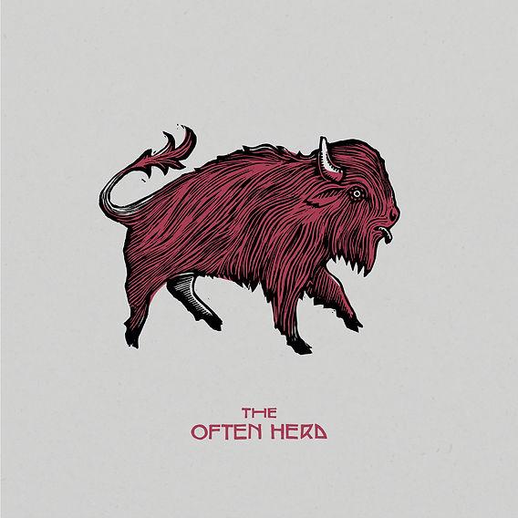 The Often Herd [EP] Cover