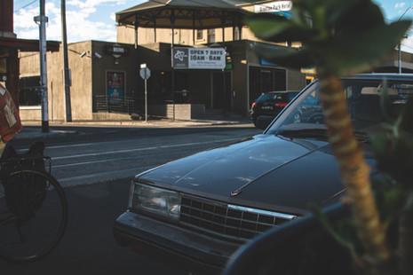 Melbourne, un concept