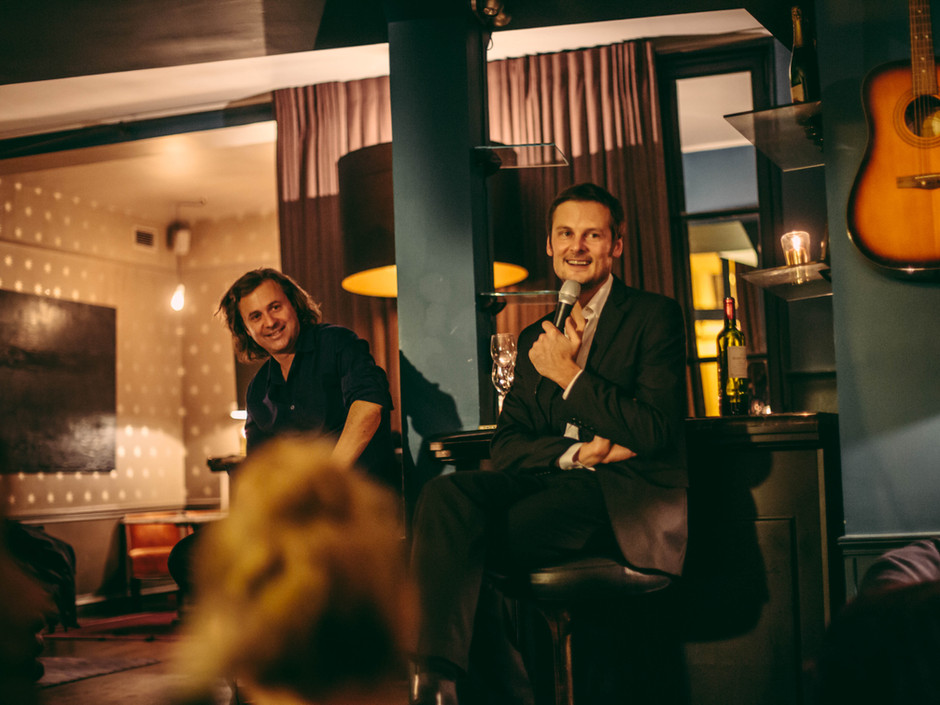 Gang of Paris - Charle Pépin et Christophe Galfard