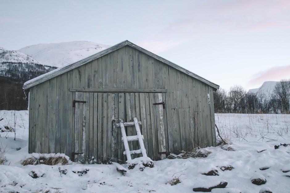 La cabane de peche