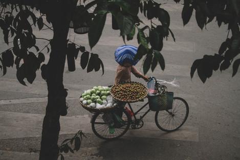 Vietnam: une chaude étreinte
