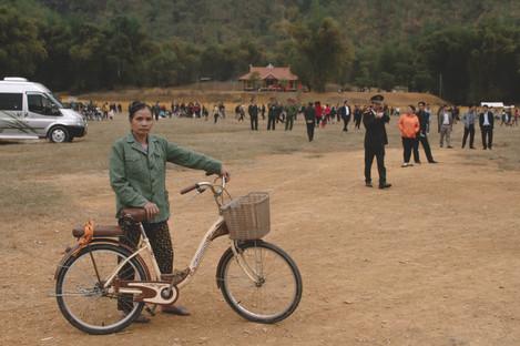 Le Tet festival à Mai Chau