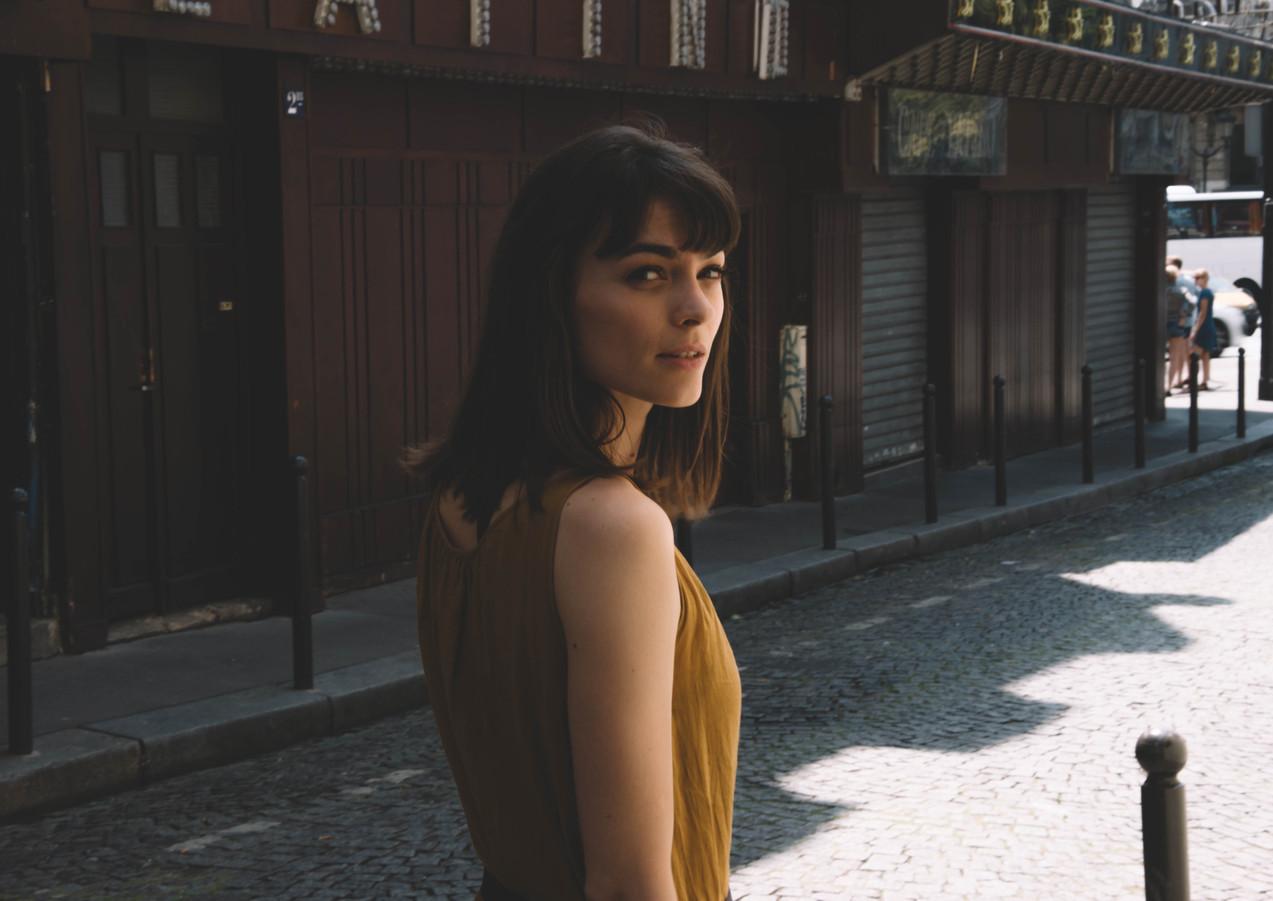 Romane Portail - Actrice