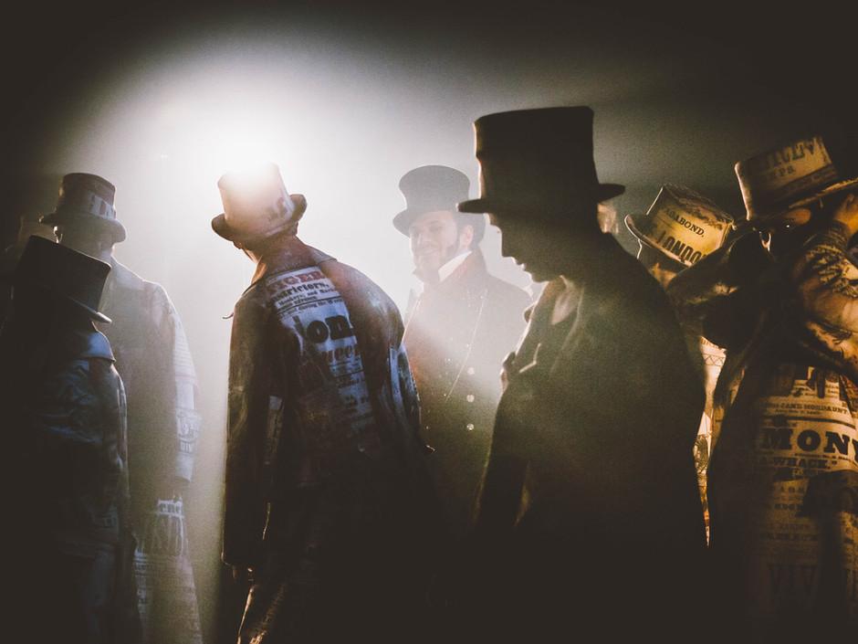 Oliver Twist Music Hall - Music video