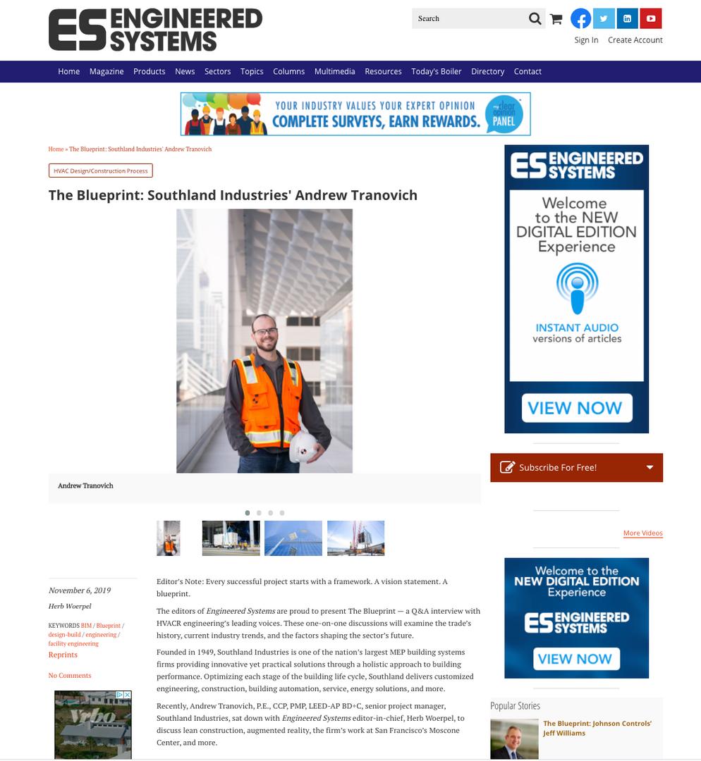 ES Engineered Systems