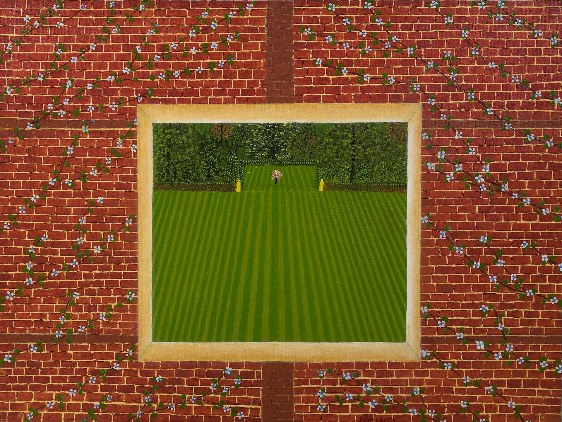 The Rear Lawn