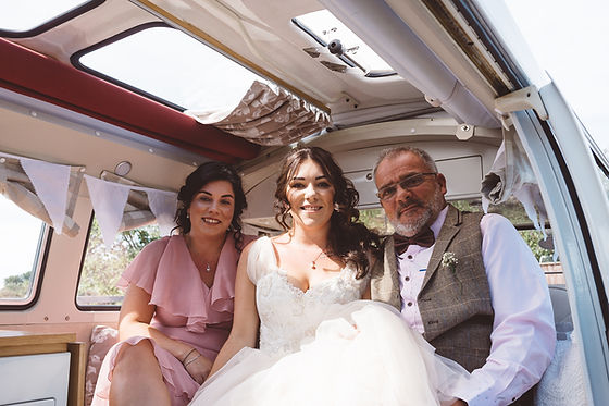 Emma and Joey Wedding - Foyers Photograp