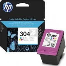 Ink HP No304 Tri-color