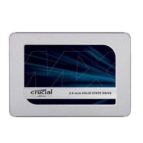 Crucial SSD 250GB MX500 SATA 6Gb/s 2.5-inch
