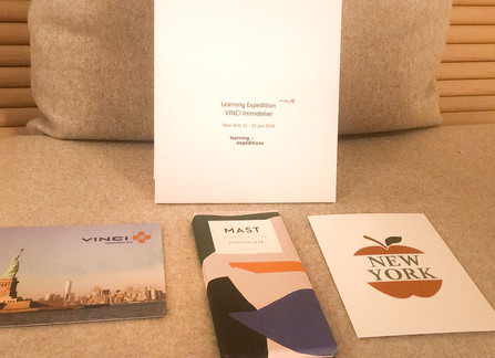 Welcome Pack NYC