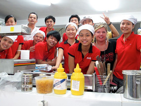 Social Enterprise Projects in Southeast Asia, by Joel