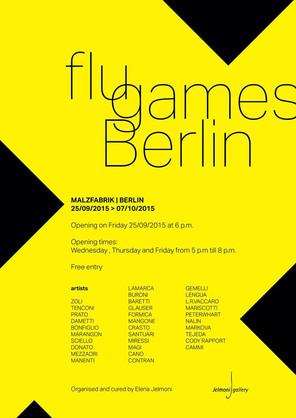 Flu Games Berlin,  Berlino