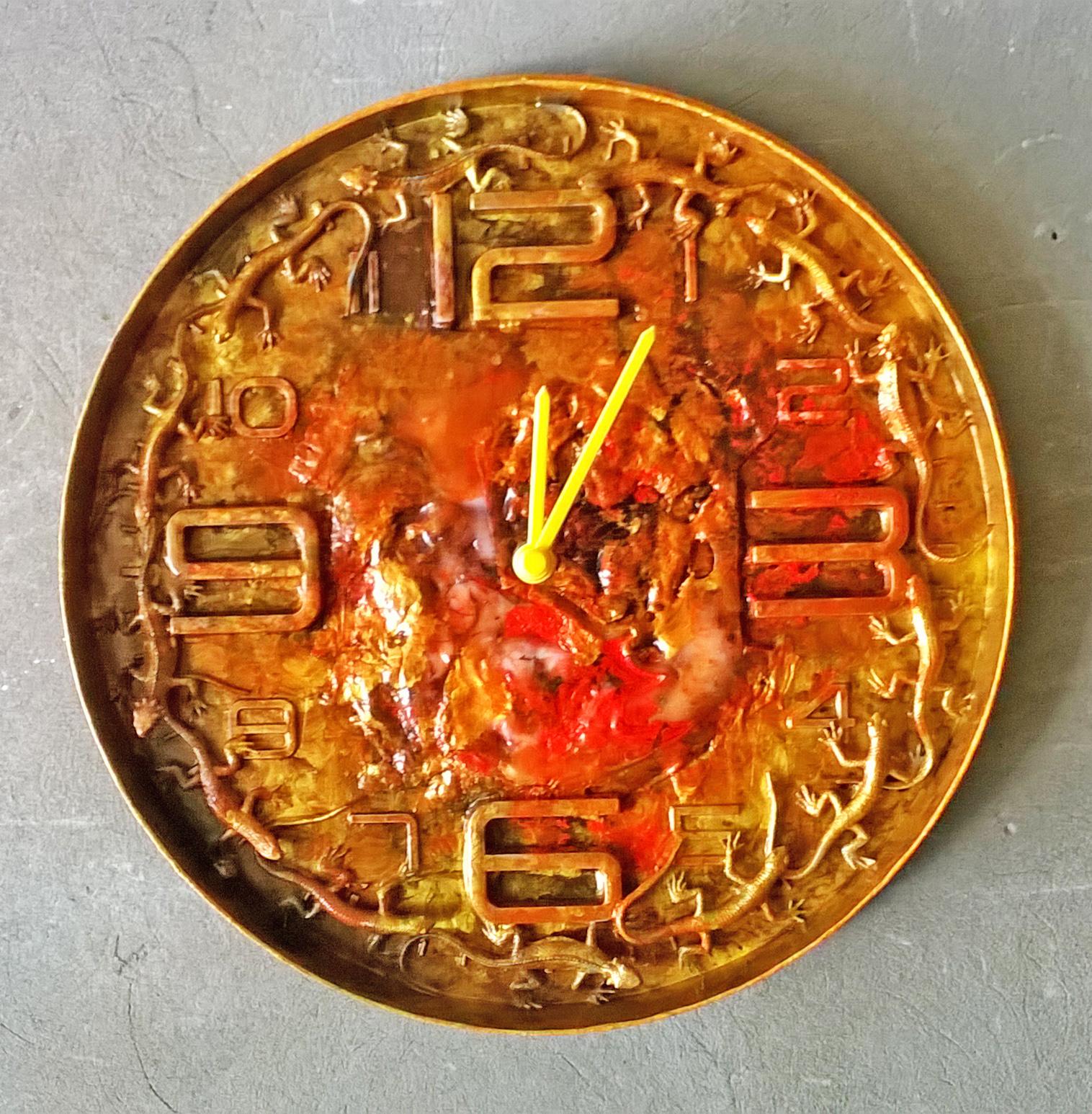 LIZARD-CLOCK