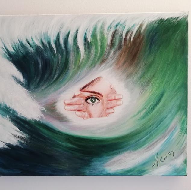 La déchirure au Coeur de l'Océan