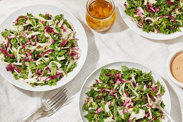 kale salad- Washington Post