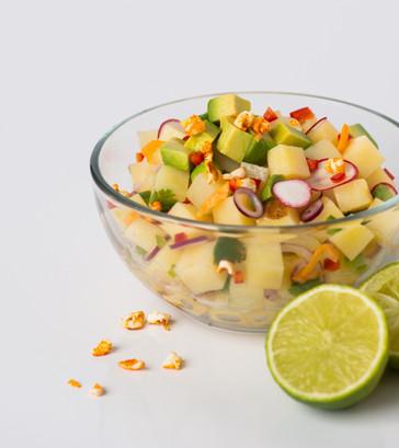 potato ceviche