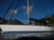 croisière en voilier aux antilles