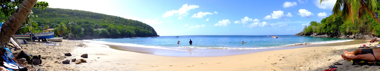 Anse Dufour, Martinique
