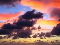Ciel à Union Island