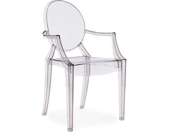 Ghost Acrylic Clear Chairs