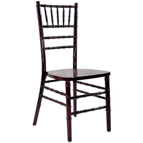 Mahogany Chiavari Chair (
