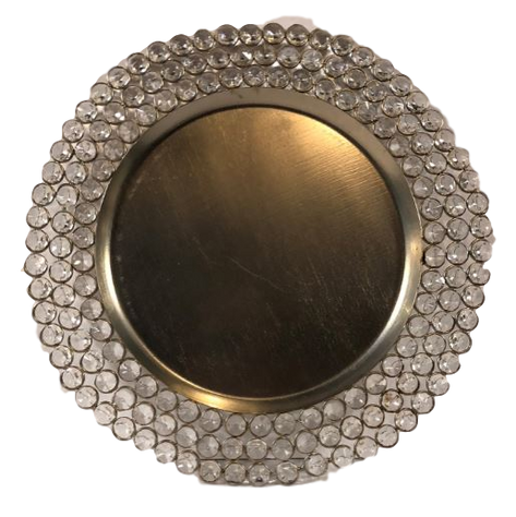 Tiffany Silver Charger