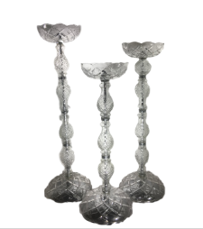 Crystal Candleabra stand