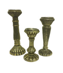 Napolean Candle Holders
