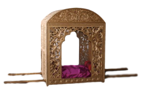 Carrier Throne Purple