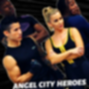 Angel City Heroes , Web Series, Fit Tv Netwok