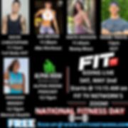 National Fitness Day, Fit Tv Network