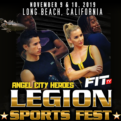Angel City Heroes, Legion Sports Fest