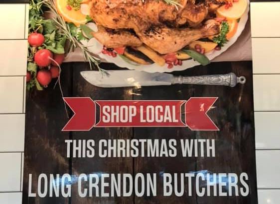 Christmas at Long Crendon Butchers