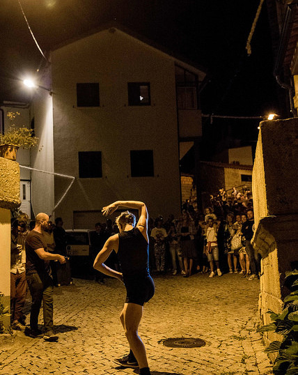 Dance in the village.jpg