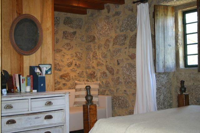 Casa das Pombas slaapkamer
