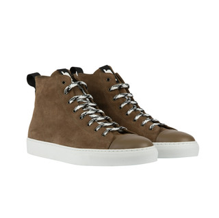 EDITION 2 CUIR VELOURS TABAC, 230€