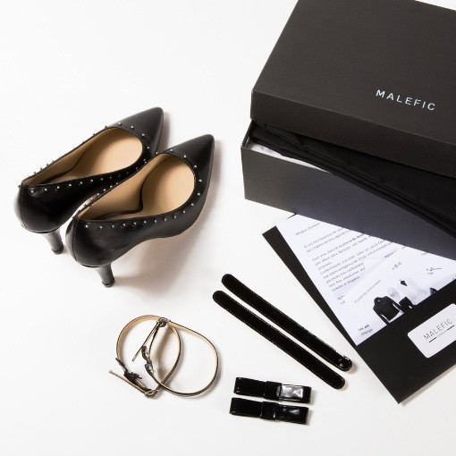 Box Engagé Escarpin Noir, 269€