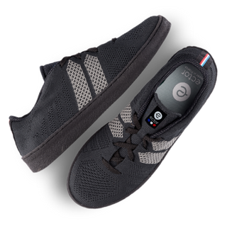 SNEAKER ECTOR 3W ANTHRACITE-NUAGE, 125€