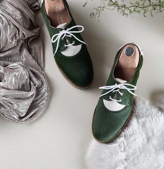 Charlotte Vert & Blanc, 875€