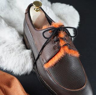 Bertrand Marron & Orange, 1320€
